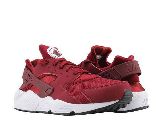 promo code b24ab 76616 Nike Air Huarache Team Red White-Black Men s Running Shoes 318429-606 Size