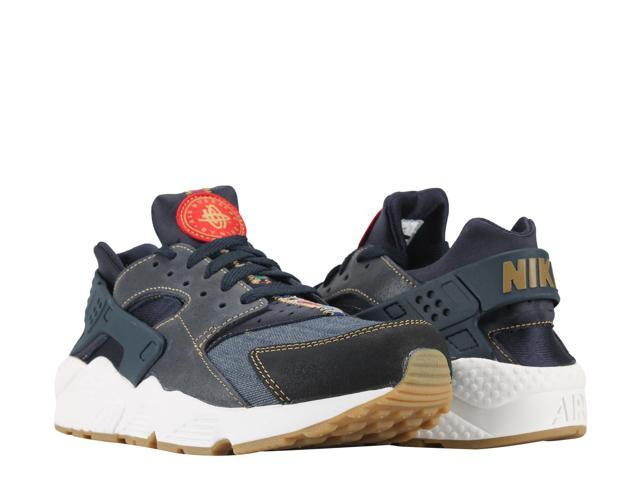 a5e91108f6ce1 Nike Air Huarache Run SE Dark Obsidian Gum Men s Running Shoes 852628-403  Size