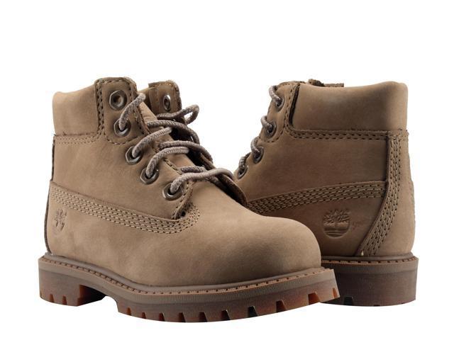 bbedd567514 Timberland 6-Inch Premium Waterproof Yellow Sand Toddler Kids Boots A16YO  Size 10.5 - Newegg.com