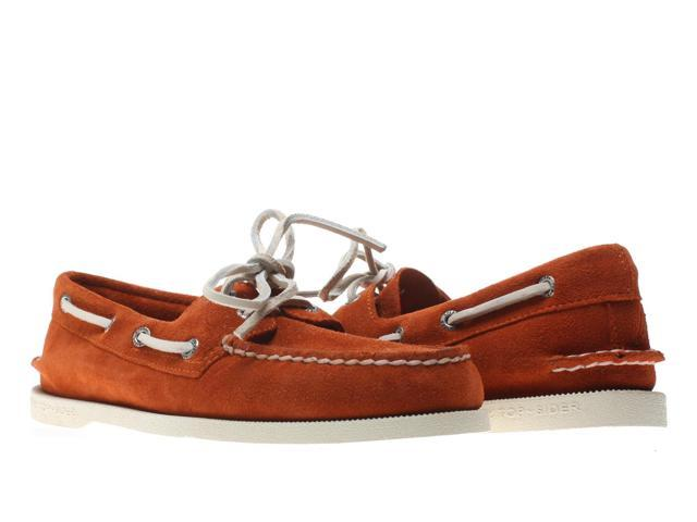 0aab39273fb7 Sperry Top Sider Authentic Original Sunset Suede Men s Boat Shoes 0537225  Size 7