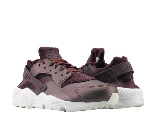 af1ec1802462 Nike Air Huarache Run Premium TXT Mahogany Women s Running Shoes AA0523-202  ...