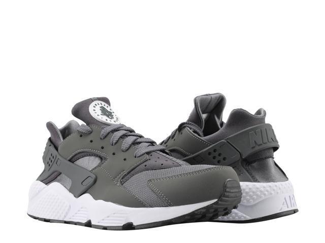 brand new eb31b 2f4de Nike Air Huarache Dark Grey/White Men's Running Shoes 318429-037 Size 8 -  Newegg.com