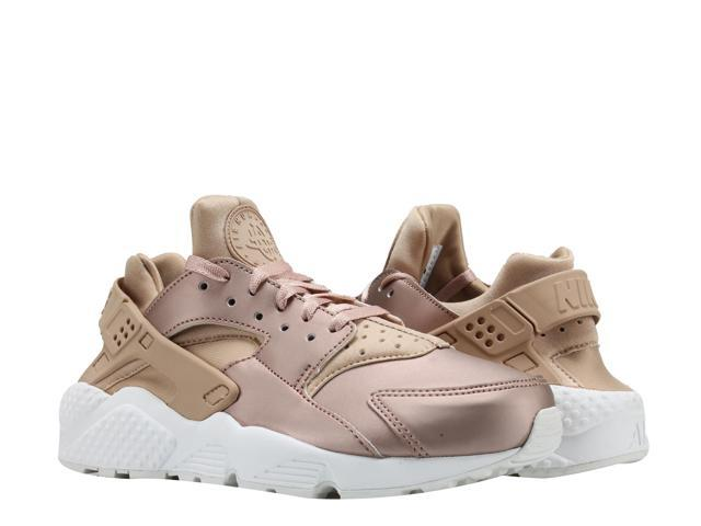 brand new 7028d ffb11 Nike Air Huarache Run PRM TXT Rose Gold Women s Running Shoes AA0523-202  Size 10