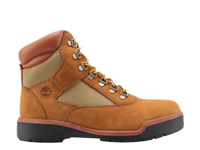 Timberland 6 Inch Waterproof Field Boot Sundance Seseme Men's Boots A18BF Size 9M
