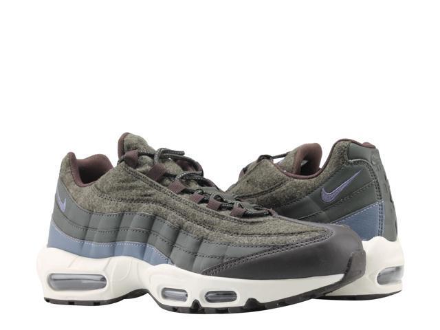 acheter en ligne b01e8 22297 Nike Air Max 95 Premium Sequoia/Light Carbon Men's Running Shoes 538416-300  Size 8 - Newegg.com