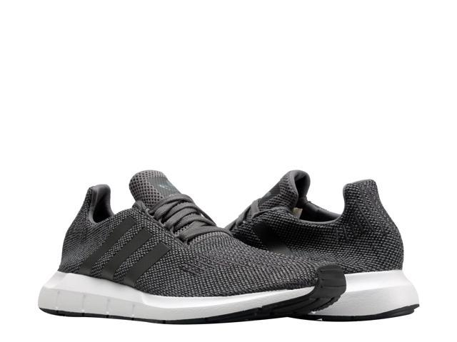 9f91e070d Adidas Originals Swift Run Grey Four Black White Men s Running Shoes CG4116  Size 10
