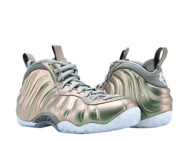 Nike Air Foamposite One Dark Stucco/Black Women's Basketball Shoes AA3963-001 Size 9.5