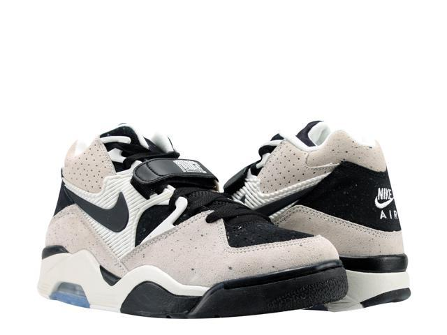 quality design a9d3c 449a0 Nike Air Force 180 Oreo Sail/Black Men's Basketball Shoes 310095-101 Size  9.5