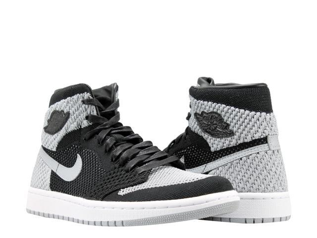 best loved d6ee6 958d7 Nike Air Jordan 1 Retro Hi Flyknit BG Shadow Big Kid Shoes 919702-003 Size  6 - Newegg.com