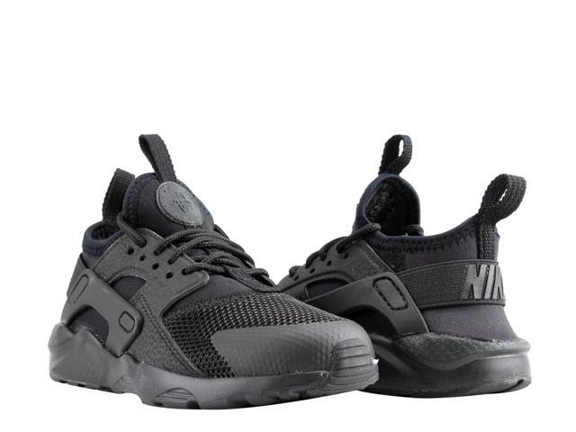 5c41166cad Nike Air Huarache Run Ultra (PS) Black Litte Kids Running Shoes 859593-004  Size 2 - Newegg.com