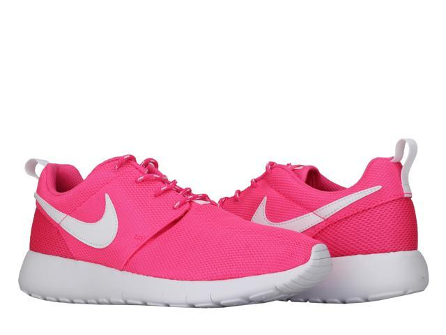 finest selection 15e8e afed8 Nike Roshe One (GS) Pink Blast/White Big Girls' Running Shoes 599729-611  Size 4.5 - Newegg.com