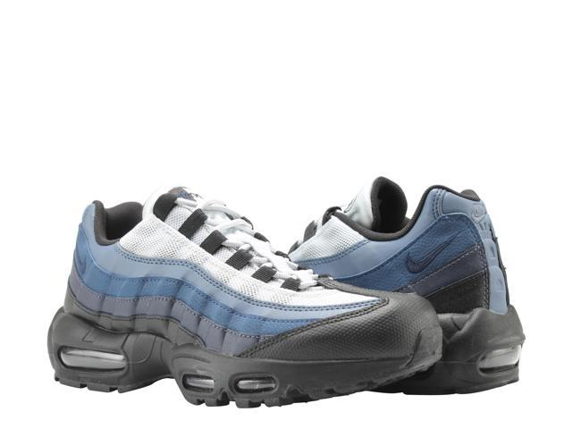 competitive price 64638 57f65 ... discount code for nike air max 95 essential black obsidian blue mens running  shoes 749766 028