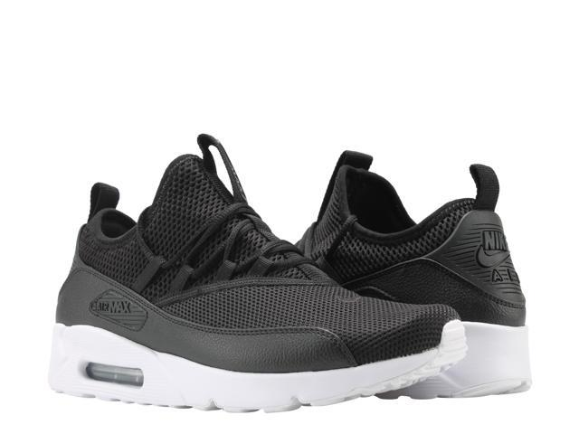 cd4e381a2dcd7 Nike Air Max 90 EZ Black Black-White Men s Running Shoes AO1745 ...