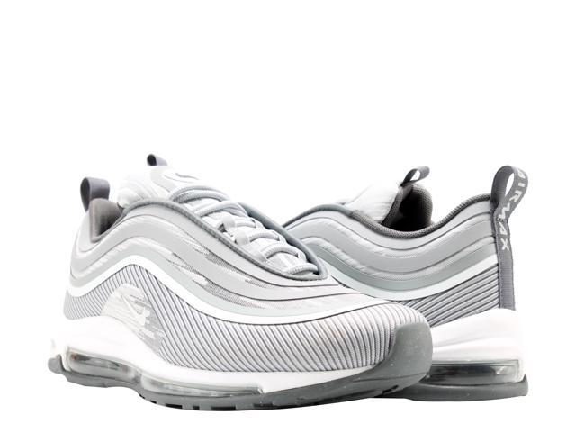7fe52e8d4f Nike Air Max 97 Ultra '17 Wolf Grey/White Men's Running Shoes 918356-