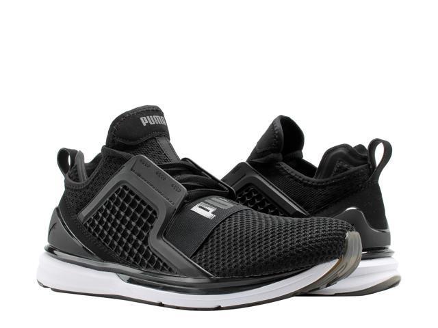 the best attitude 16e19 052d0 Puma IGNITE Limitless Weave Puma Black/White Men's Running Shoes 19050302  Size 11 - Newegg.com