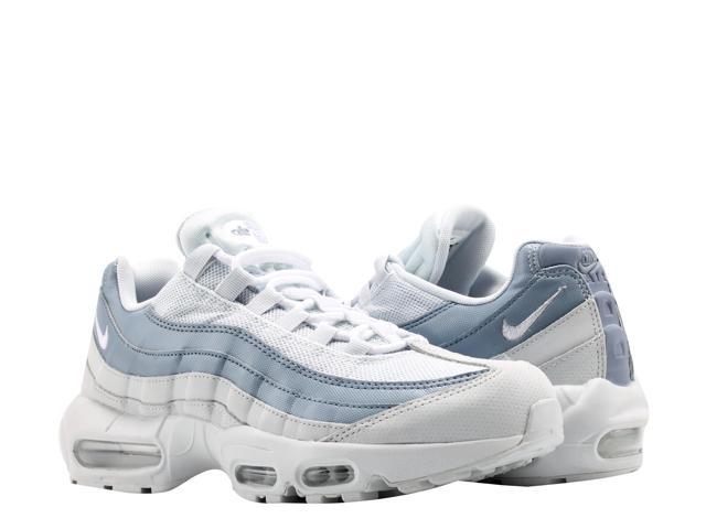 ffffcc0b26 Nike Air Max 95 Essential Pure Platinum/White Men's Running Shoes  749766-036 Size