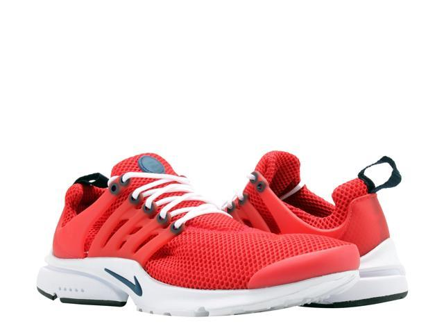 check out 7b0ab 38f27 Nike Air Presto Essential University Red Navy Men s Running Shoes  848187-606 Size 13