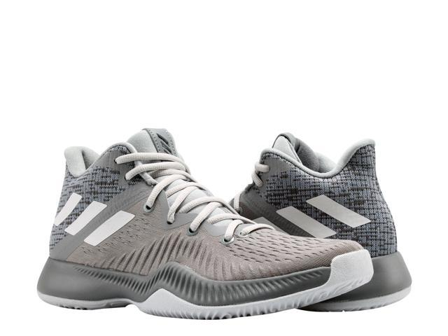 83a81ac96 Adidas Mad Bounce Grey FTW White Grey Men s Basketball Shoes DA9781 Size 9.5