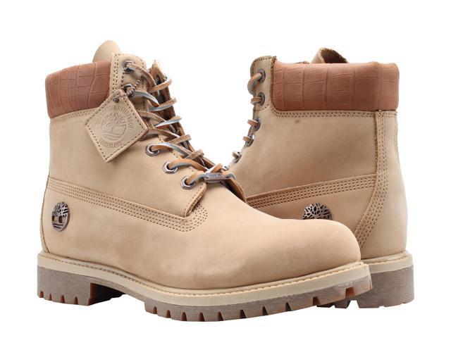 f15ad3c444c Timberland 6-Inch Premium Waterproof Iced Coffee Limited Men's Boots A1RAU  Size 9M - Newegg.com