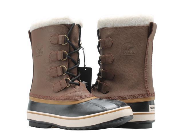 064a3c41b48 Sorel 1964 Pac T Hickory/Black Men's Waterproof Winter Snow Boots  1203451-228 Size 9.5 - Newegg.com