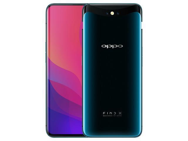 OPPO Find X Dual International Version - (Glacier Blue)