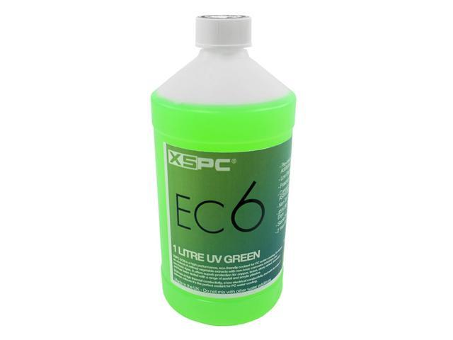 xspc ec6  XSPC EC6 High Performance Liquid Cooling Premix Coolant - 1L ...