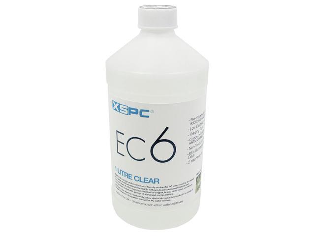 xspc ec6  XSPC EC6 High Performance Premix Coolant, Translucent, 1000 mL ...