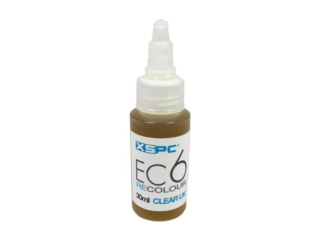 xspc ec6  XSPC EC6 ReColour Dye, 30 mL, Clear UV -