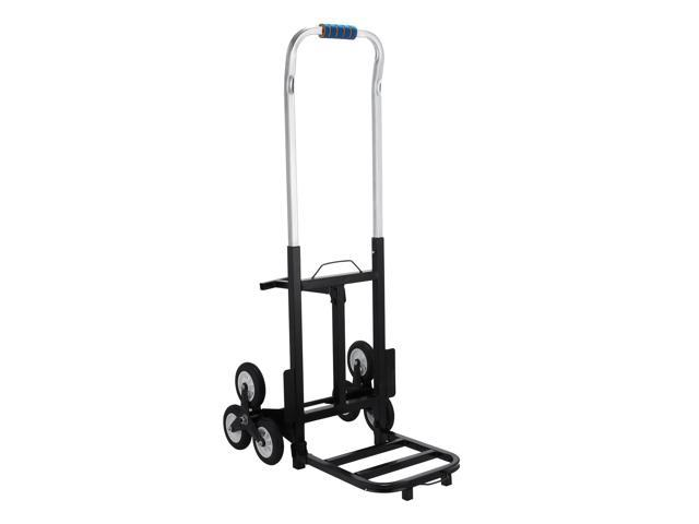 VEVOR Stair Climber Cart 30 Inch Folded Height Folding Stair Climbing Cart  330 lb Capacity Three-wheel Chassis Portable Stair Climber Hand Truck -