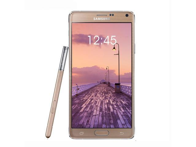 Refurbished: Original Samsung Galaxy Note 4 N910V Mobile Phone With  Original Battery 5 7 Inch 3GB RAM 32GB ROM 16 0MP Camera Unlocked  SmartPhone