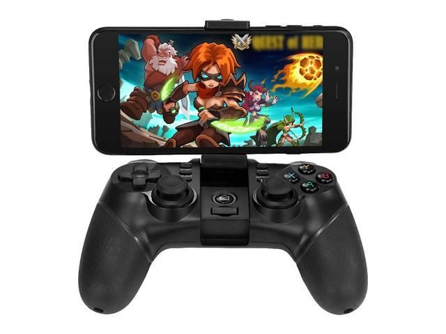 IPEGA 9077 Wireless Bluetooth Game Controller Gamepad for Android/iOS/PC/TV  Box/Smart TV - Black - Newegg com