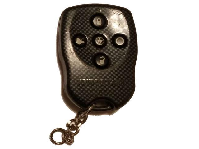 FREE Program Info DEI ezsdei467  2 Button Remote Transmitter
