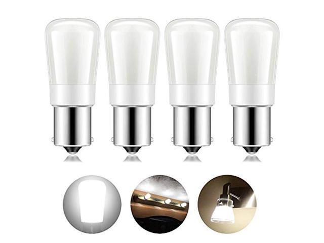 Kohree 1156 Vanity Light Bulb Replacement 20-99/1141/BA15S LED Bulb 12V or  24V LED Bulb for RV Camper Trailer Motorhome 5th Wheel and Marine Boat Pack