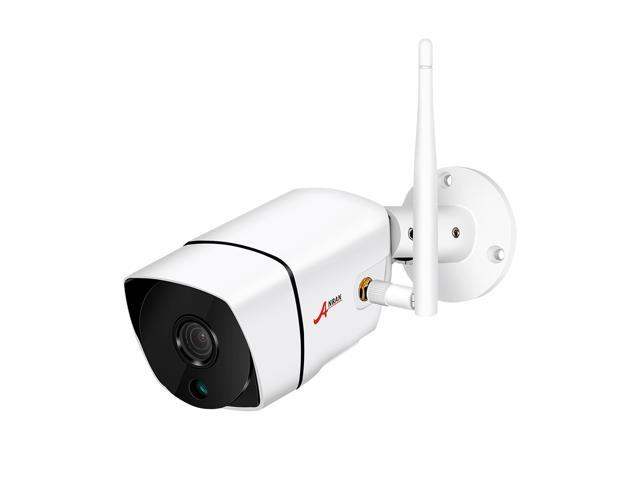 ANRAN 1080P Wifi IP Camera Outdoor Waterproof H.264 HD Night Vision Video  Surveillance Security Camera Motion Detection APP Built In SD Card Slot Max  ...