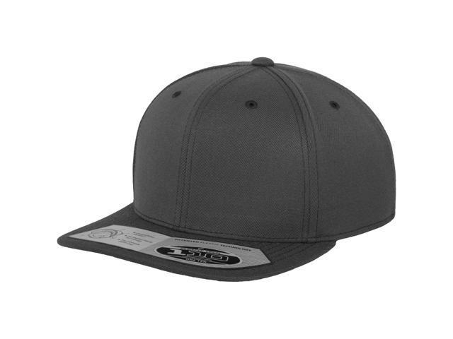 Yupoong Flexfit Mens  Womens 110 Casual Plain Fitted Fashion Snapback Cap   Hat 865668f0aa9c