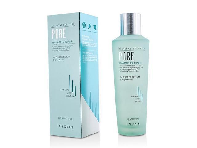 Clinical Solution Pore Powder In Toner 5oz 3 Pack - Freeman Feeling Beautiful Rejuvenating Clay Mask, Cucumber + Pink Salt 6 oz