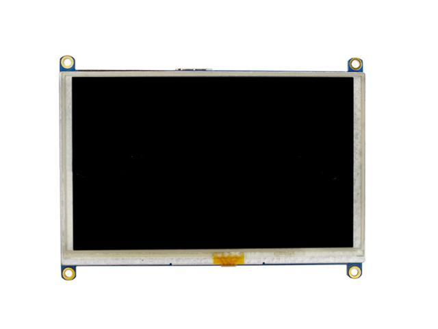 Raspberry Pi 5 Inch 800x480 Resolution Touch LCD Screen Display - Newegg com