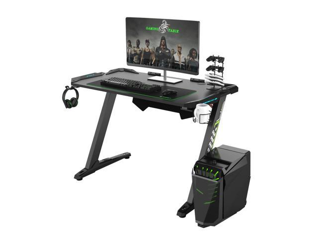 Merveilleux EUREKA ERGONOMIC® Z1 S Gaming Desk   PC Gaming Desk