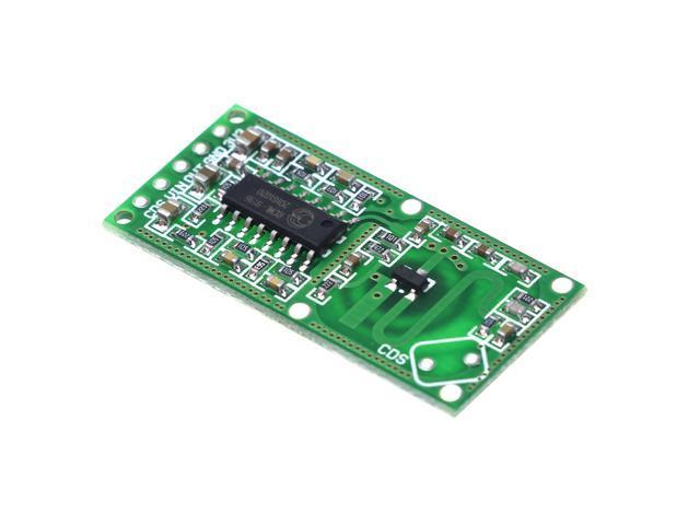 Rcwl 0516 Microwave Doppler Radar Motion Detector Sensor Module Board