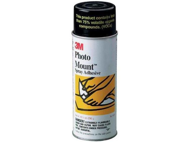 3m Photo Mount Spray Adhesive 2 Oz Neweggca