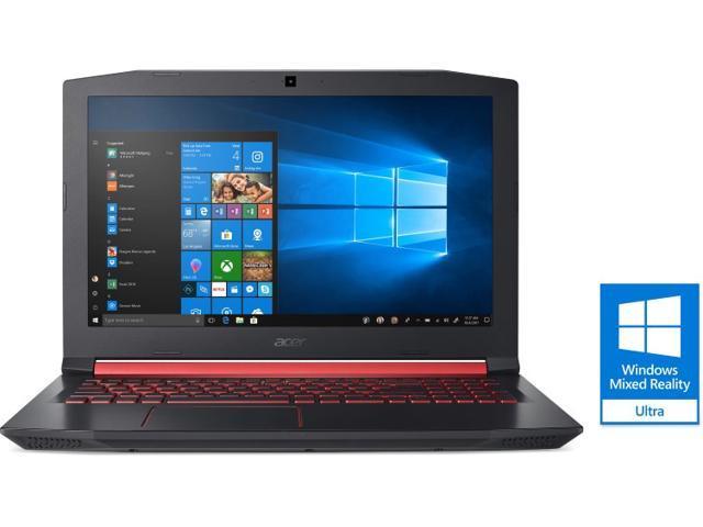 2018 Acer Aspire Nitro 15.6 Full HD Widescreen Gaming Laptop,Intel Core i5-7300HQ Quad-Core,16GB DDR4,1TB HDD,NVIDIA GeForce GTX 1050,Backlit keyboard,HD Webcam,Win10,Windows Mixed Reality Ultra Ready