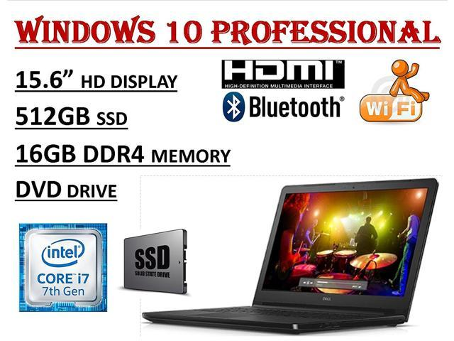 Dell inspiron 5000 series 156 hd truelife led backlit business dell inspiron 5000 series 156 reheart Image collections