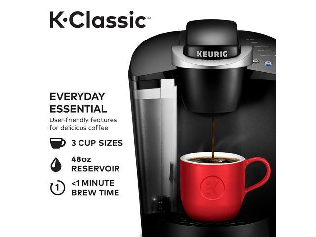 Keurig K55 Elite Single Cup Coffee Brewing System Black Newegg