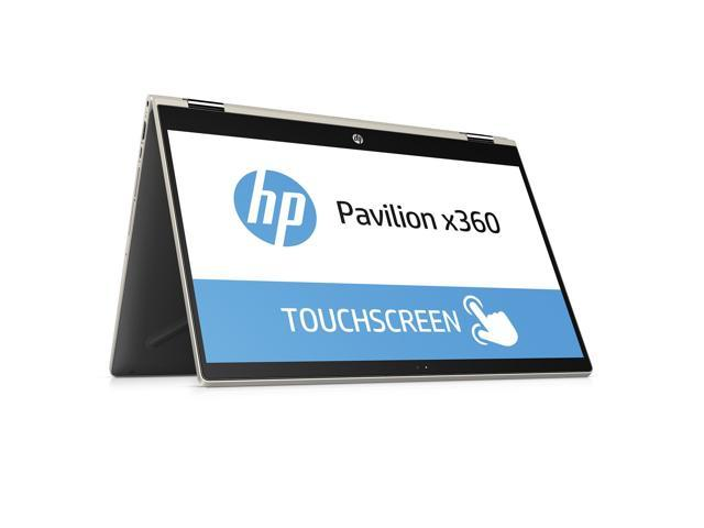 Newest HP Pavilion X360 Convertible Touchscreen 15 6