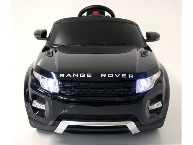 Electric Ride On Car Range Rover 12v Battery Motor Wheels For Kids Remote Control Mp3