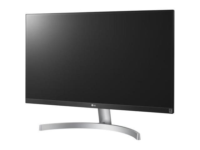 "LG 27UL600-W 27"" UHD (3840 x 2160) IPS Monitor DisplayHDR 400 FreeSync VESA Mountable HDMI DisplayPort"