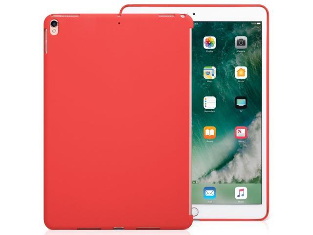 promo code 2645b 61fbb iPad Pro 10.5 Inch Red Color Case - Companion Cover - Perfect match for  Apple Smart keyboard and Cover. - Newegg.com