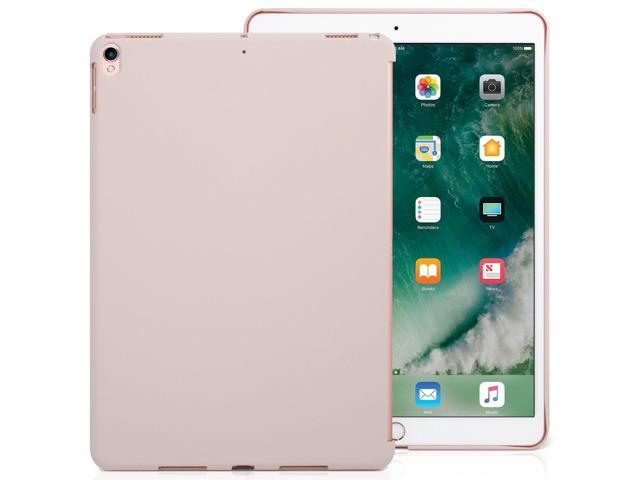 sale retailer b2e7d 7cdc1 iPad Pro 10.5 Inch Pink Color Case - Companion Cover - Perfect match for  Apple Smart keyboard and Cover. - Newegg.com