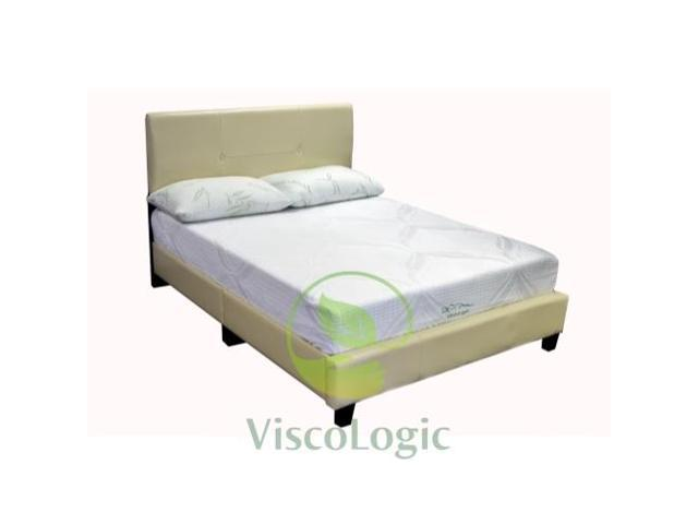 Viscologic Desire 10 Inch Gel Memory Foam Mattress Neweggca