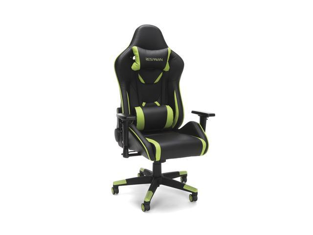 RESPAWN by OFM RESPAWN-120 Racing Style Gaming Chair - Reclining Ergonomic Leather Chair, Office or Gaming Chair ...